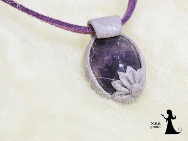 One of a Kind: Gemstones and polymer clay Part Two
