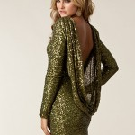 Sequin dress by REBECCA STELLA FOR NELLY.