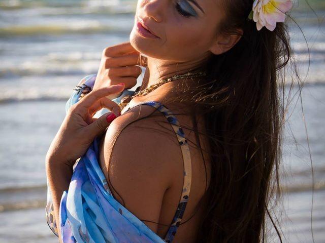 Sea Love Handmade accessories and Silk Painting